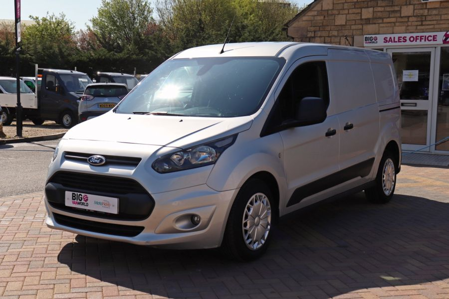 FORD TRANSIT CONNECT 240 TDCI 115 L2H1 TREND LWB LOW ROOF - 10422 - 10
