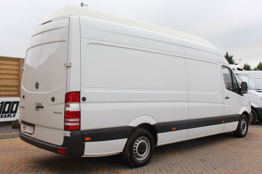 MERCEDES SPRINTER 316 CDI LWB EXTRA HIGH ROOF - 5969 - 5