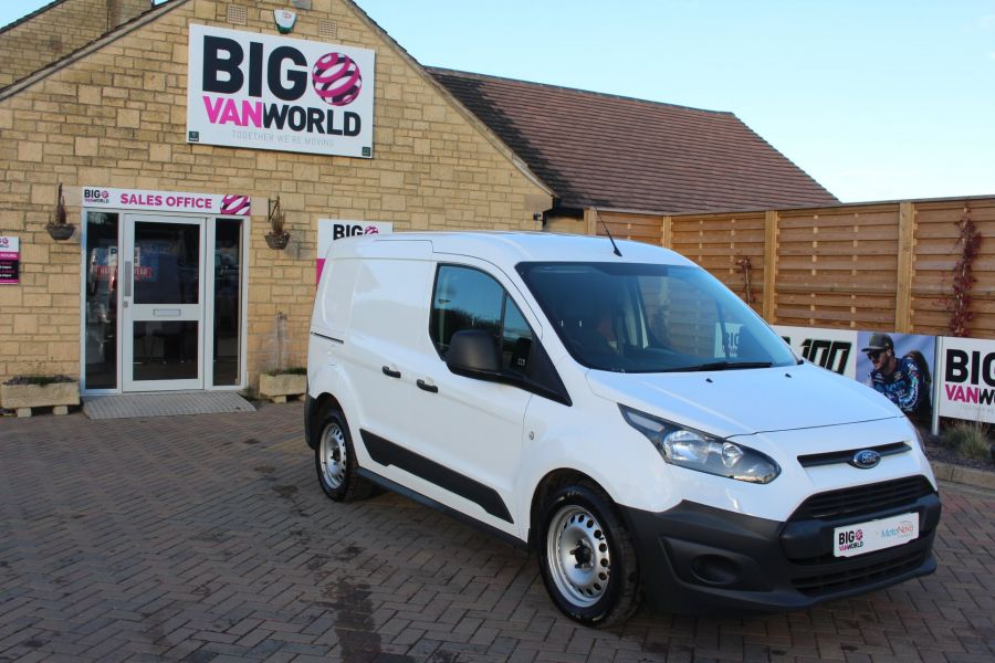 FORD TRANSIT CONNECT 220 TDCI 75 L1 H1 DOUBLE CAB 5 SEAT CREW VAN - 7184 - 2