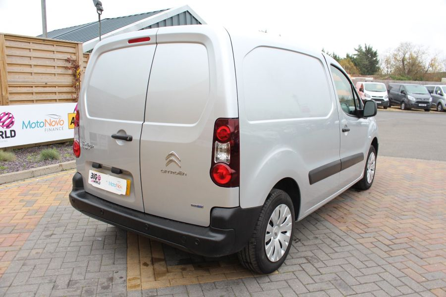 CITROEN BERLINGO 625 BLUEHDI 75 L1 H1 ENTERPRISE SWB LOW ROOF - 8535 - 5