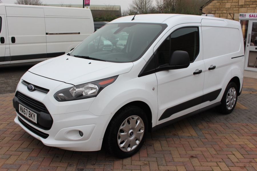 FORD TRANSIT CONNECT 200 TDCI 75 L1 H1 TREND SWB LOW ROOF - 8372 - 8
