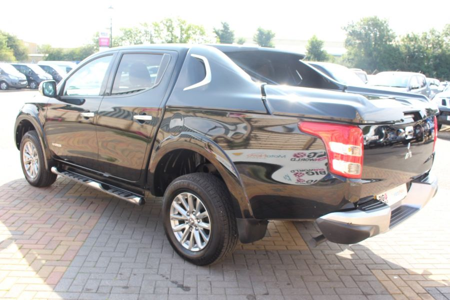 MITSUBISHI L200 DI-D 178 4WD WARRIOR DOUBLE CAB WITH MOUNTAIN TOP - 6974 - 7