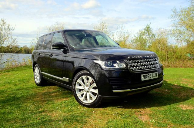 Used LAND ROVER RANGE ROVER in Used Cars Swindon for sale