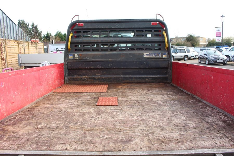 FORD TRANSIT 300 TDCI 110 SWB ALLOY DROPSIDE - 7031 - 17