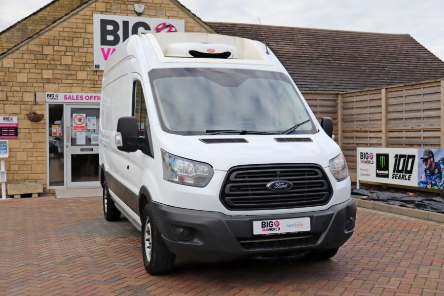 FORD TRANSIT 350 TDCI 130 L3H3 FRIDGE VAN LWB HIGH ROOF - 11298 - 4