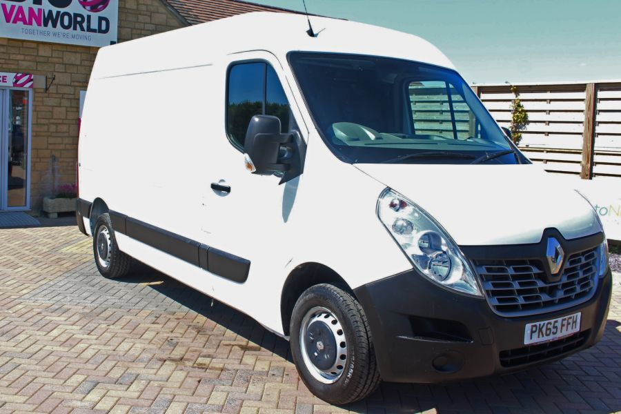 RENAULT MASTER MM35 DCI 110 BUSINESS ENERGY MWB MEDIUM ROOF FWD - 9086 - 3