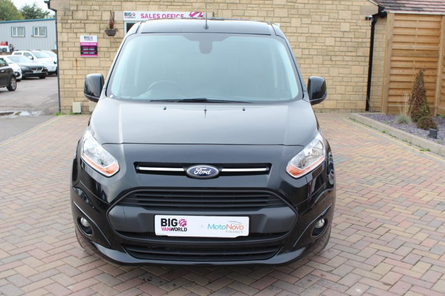 FORD TRANSIT CONNECT 240 TDCI 115 LIMITED L2 H1 LWB - 6024 - 9