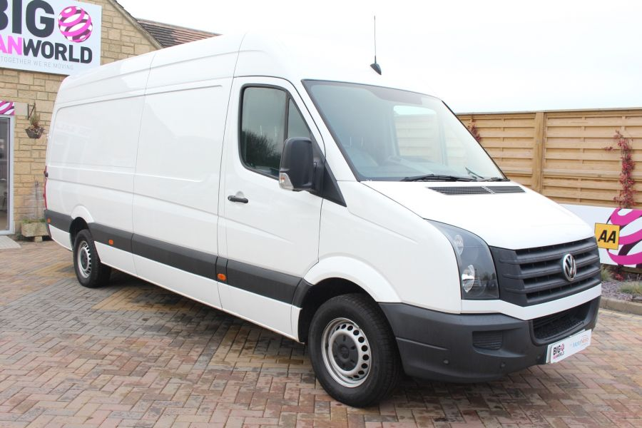 VOLKSWAGEN CRAFTER CR35 TDI 136 LWB HIGH ROOF - 6890 - 3