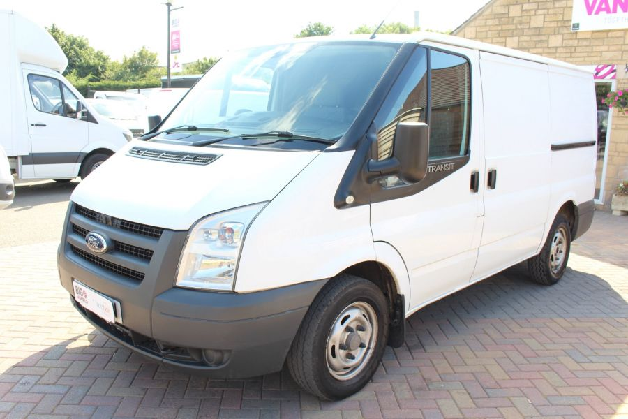 FORD TRANSIT 260 TDCI 85 SWB LOW ROOF FWD - 8235 - 8