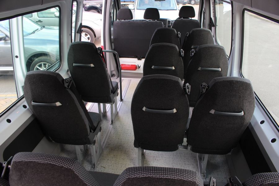 MERCEDES SPRINTER 316 CDI 163 TRAVELINER LWB 15 SEAT BUS HIGH ROOF - 8100 - 28
