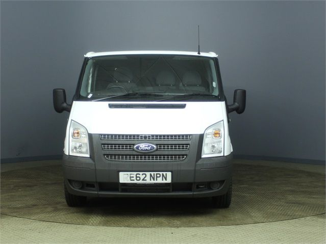 FORD TRANSIT 300 TDCI 100 SWB LOW ROOF FWD - 7264 - 6