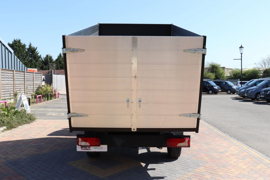 MERCEDES SPRINTER 313 CDI 129 SINGLE CAB NEW BUILD HIGH SIDED ALLOY TIPPER - 9672 - 7