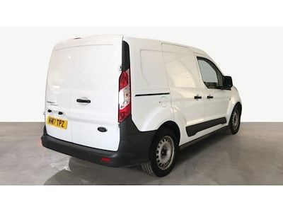 FORD TRANSIT CONNECT 220 TDCI 75 L1H1 DOUBLE CAB 5 SEAT CREW VAN SWB LOW ROOF - 11536 - 3