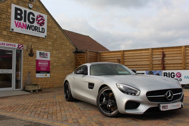 Used MERCEDES AMG GT in Used Cars Swindon for sale