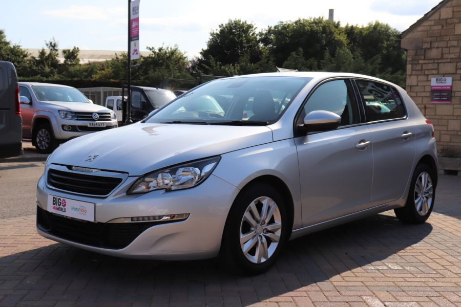 PEUGEOT 308 1.6 BLUE HDI 100 S/S ACTIVE - 9770 - 9