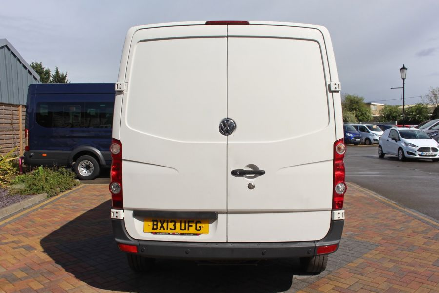VOLKSWAGEN CRAFTER CR30 TDI 109 SWB LOW ROOF - 9154 - 6