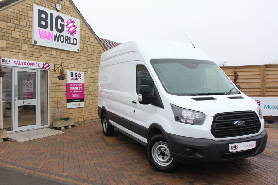 FORD TRANSIT 350 TDCI 170 L3 H3 LWB HIGH ROOF EURO 6 - 7154 - 1