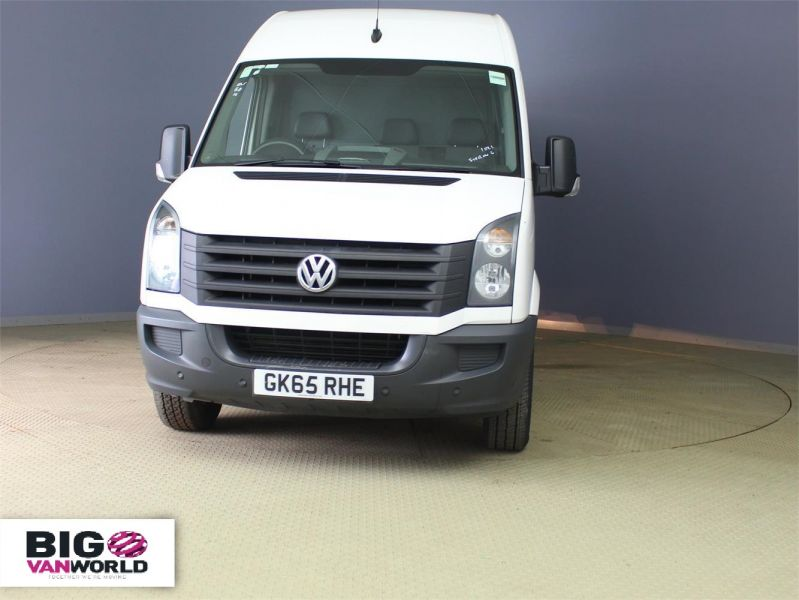 VOLKSWAGEN CRAFTER CR35 TDI 136 LWB HIGH ROOF - 7633 - 6