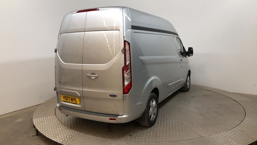 FORD TRANSIT CUSTOM 290 TDCI 130 L2H2 LIMITED LWB HIGH ROOF FWD - 11482 - 3