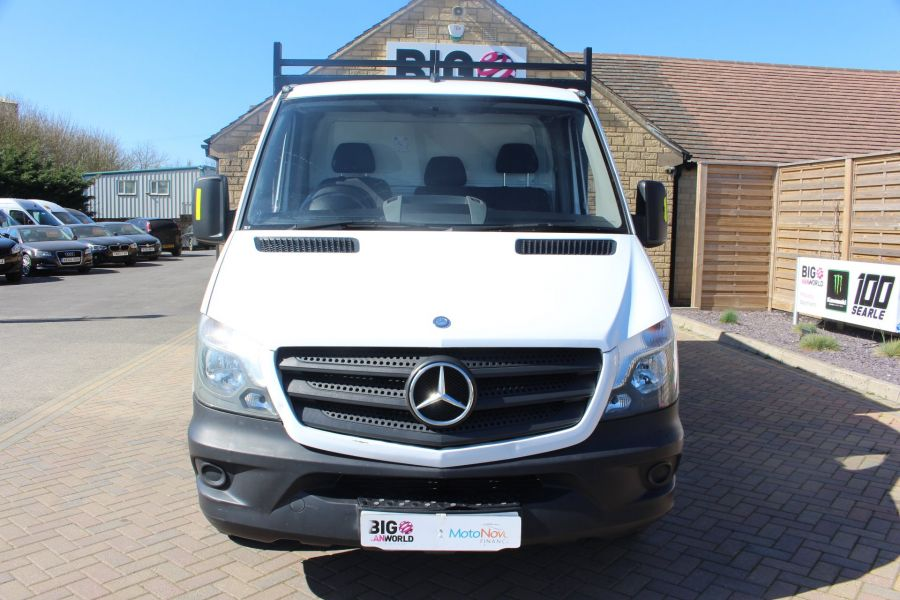 MERCEDES SPRINTER 313 CDI 129 MWB SINGLE CAB NEW BUILD ARBORIST ALLOY TIPPER - 9307 - 18
