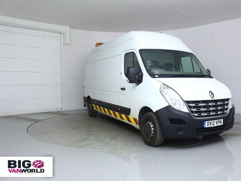 RENAULT MASTER LH35 DCI 125 L3 H3 LWB HIGH ROOF - 6651 - 1