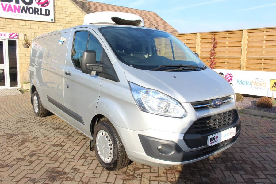 FORD TRANSIT CUSTOM 290 TDCI 100 L2 H1 TREND LWB LOW ROOF FRIDGE WITH OVERNIGHT - 6896 - 3