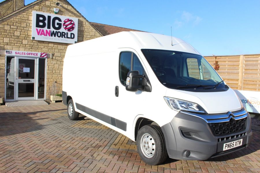 CITROEN RELAY 35 HDI 130 L3 H2 ENTERPRISE LWB MEDIUM ROOF - 8570 - 3