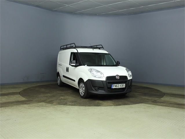FIAT DOBLO CARGO 16V MULTIJET LWB LOW ROOF - 7534 - 1