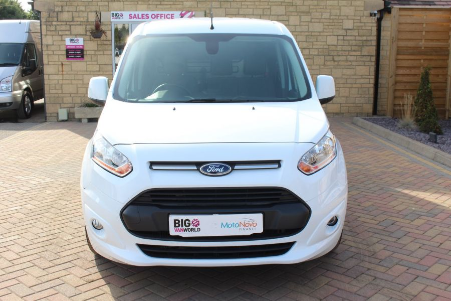 FORD TRANSIT CONNECT 240 TDCI 115 LIMITED L2 H1 LWB - 6165 - 9