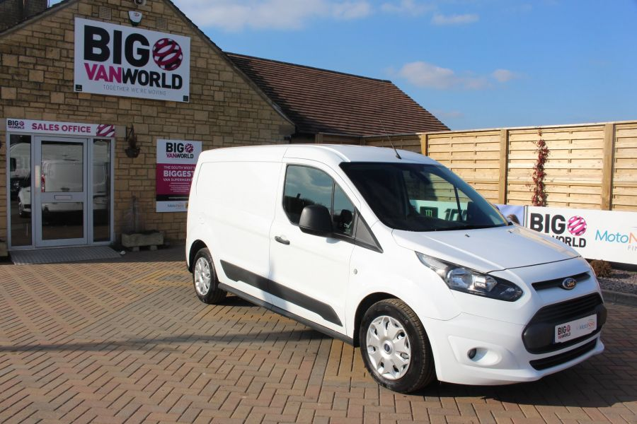 FORD TRANSIT CONNECT 240 TDCI 115 L2 H1 TREND LWB LOW ROOF - 7355 - 2