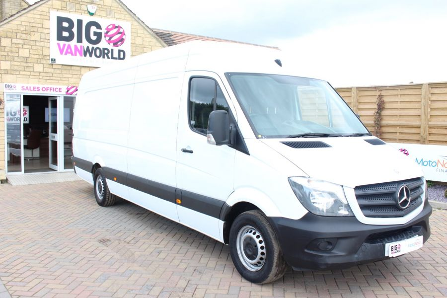 MERCEDES SPRINTER 313 CDI XLWB HIGH ROOF - 6505 - 2