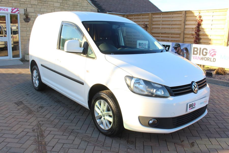 VOLKSWAGEN CADDY C20 TDI 102 HIGHLINE BLUEMOTION TECH - 7176 - 3