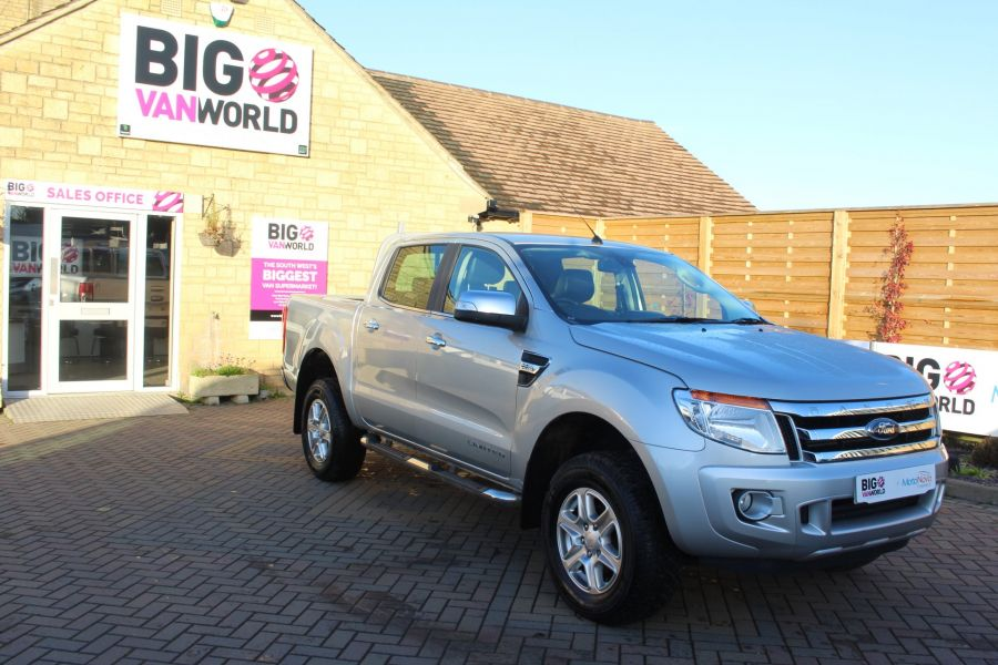 FORD RANGER TDCI 150 LIMITED 4X4  DOUBLE CAB - 6981 - 2