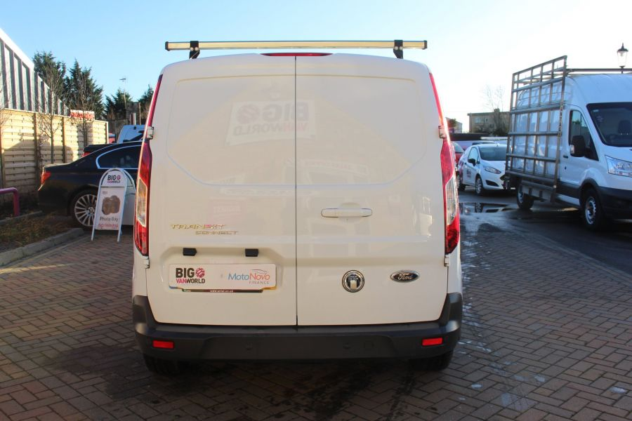 FORD TRANSIT CONNECT 200 TDCI 115 L1 H1 LIMITED SWB LOW ROOF - 6719 - 6