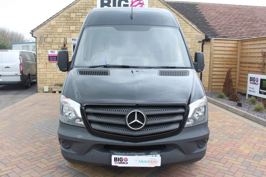MERCEDES SPRINTER 313 CDI LWB HIGH ROOF - 7284 - 9