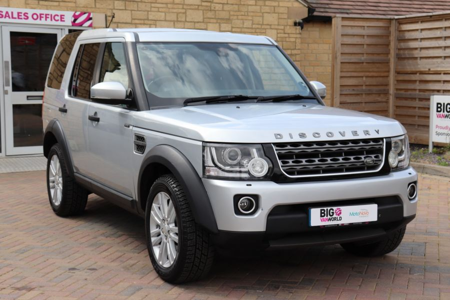LAND ROVER DISCOVERY SDV6 255 COMMERCIAL XS - 9523 - 3