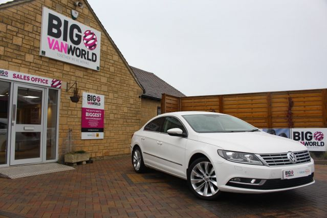Used VOLKSWAGEN CC in Used Cars Swindon for sale
