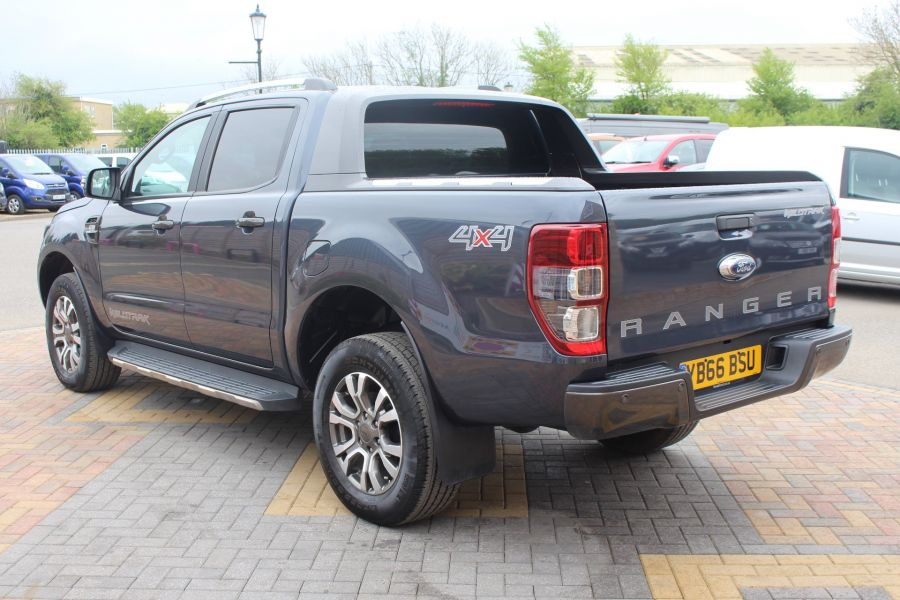 FORD RANGER WILDTRAK TDCI 200 4X4 DOUBLE CAB - 9157 - 7