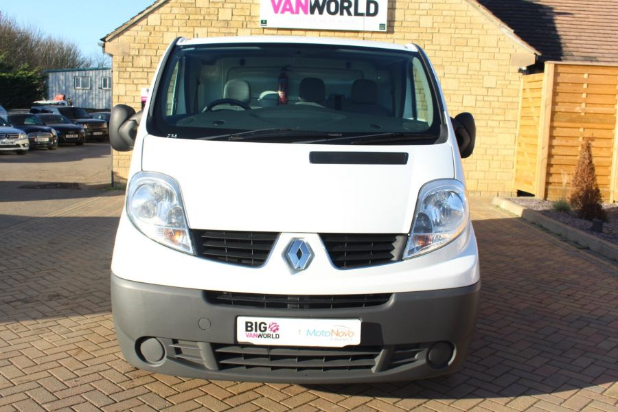 RENAULT TRAFIC SL27 DCI 115 L1 H1 SWB LOW ROOF - 7060 - 9