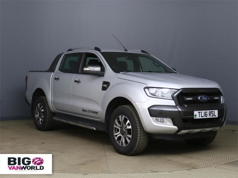 FORD RANGER WILDTRAK TDCI 200 4X4 DOUBLE CAB - 9529 - 1