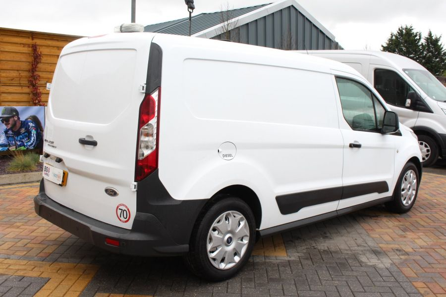 FORD TRANSIT CONNECT 240 TDCI 95 L2 H1 LWB LOW ROOF - 7393 - 5