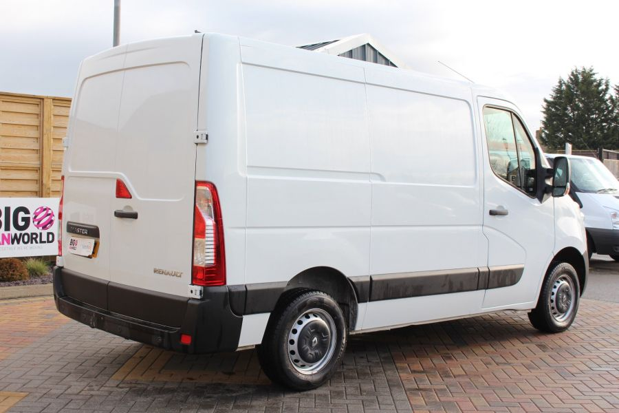 RENAULT MASTER SL33 DCI 100 SWB LOW ROOF FWD - 7248 - 5