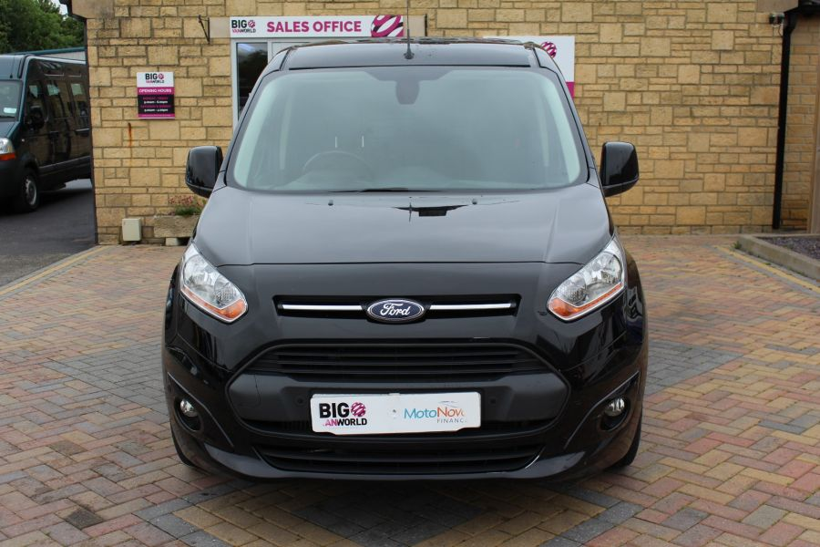 FORD TRANSIT CONNECT 240 TDCI 115 L2 H1 LIMITED LWB LOW ROOF - 9350 - 10
