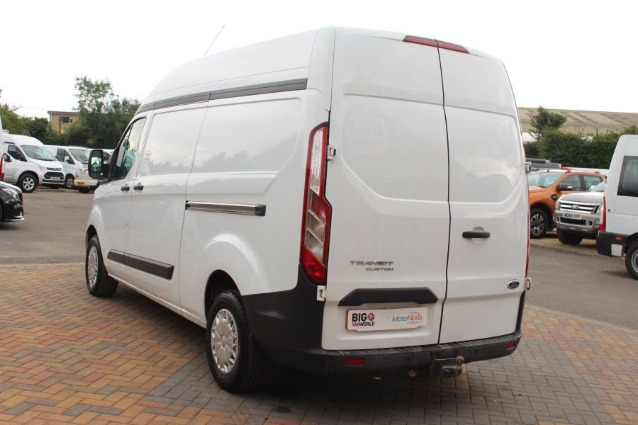 FORD TRANSIT CUSTOM 290 TDCI 125 TREND L2 H2 LWB HIGH ROOF - 6144 - 7