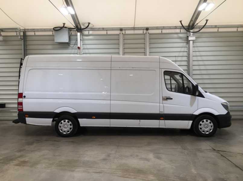 MERCEDES SPRINTER 314 CDI 140 PREMIUM EDITION LWB HIGH ROOF - 11256 - 3
