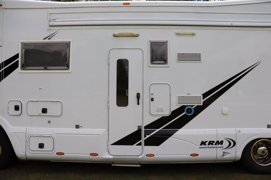 MERCEDES KRM MB1628 32FT 6 BERTH MOTORHOME / SPORTHOME  - 9783 - 11