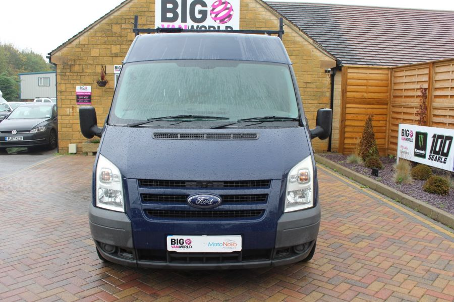 FORD TRANSIT 260 TDCI 80 SWB MEDIUM ROOF - 6950 - 9