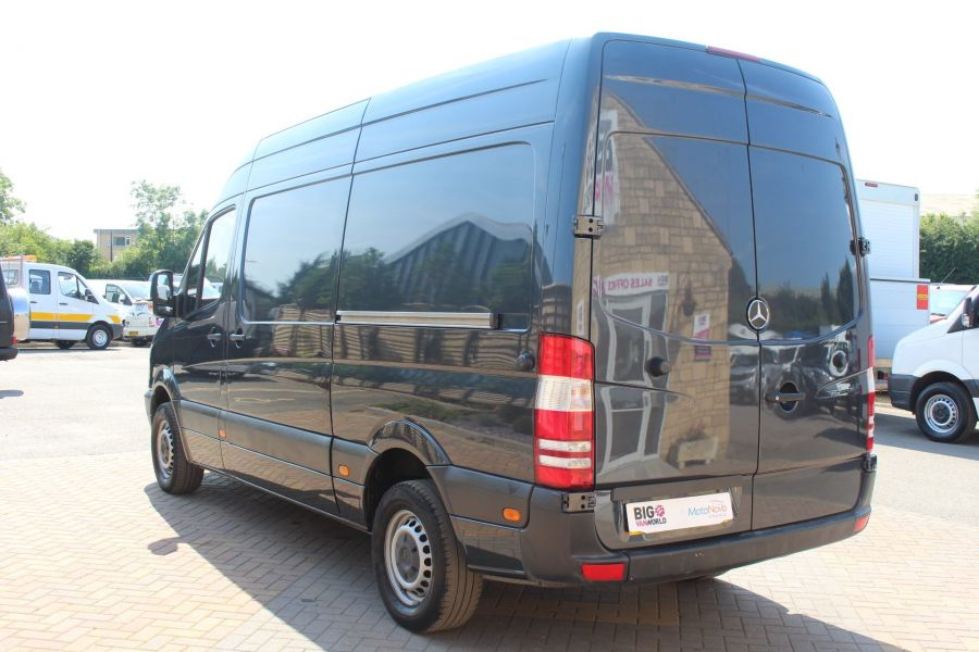 MERCEDES SPRINTER 313 CDI MWB HIGH ROOF - 6269 - 7
