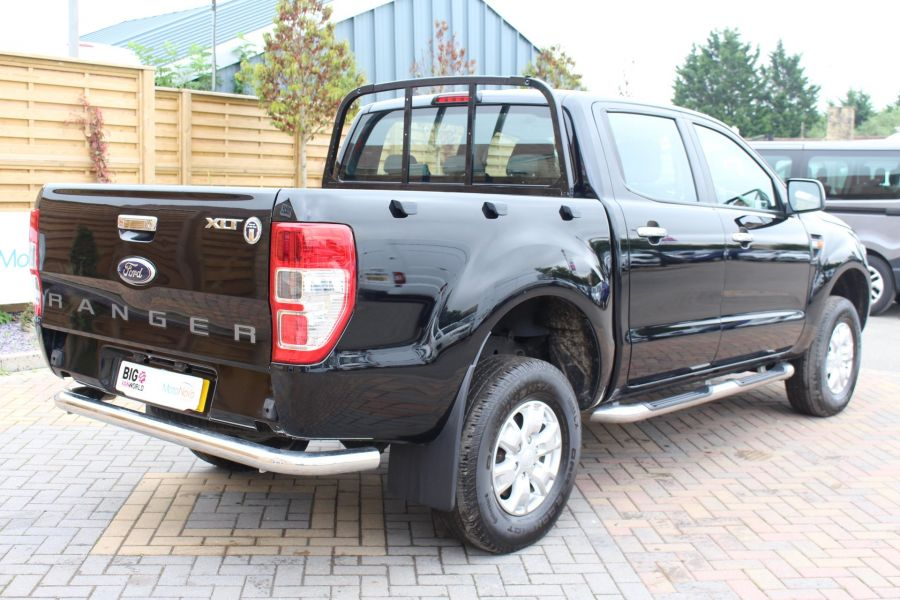 FORD RANGER XLT 4X4 DOUBLE CAB TDCI 150 - 6213 - 5