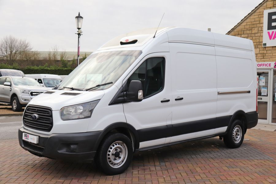 FORD TRANSIT 350 TDCI 130 L3H3 FRIDGE VAN LWB HIGH ROOF - 11298 - 8